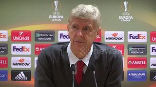 Wenger: Arsenal fans justified in booing after Red Star draw - Video