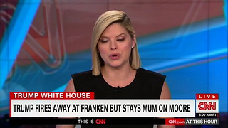 CNN's Kate Bolduan: Trump Doesn't Get to Pick and Choose When Sexual Assault Matters - Video