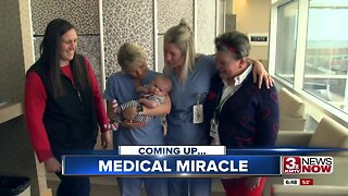 Family thanks medical team