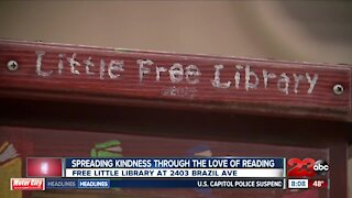 Kern's Kindness: The woman behind The Kindness Library