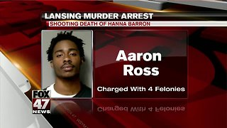 Aaron Ross charged with 4 felonies