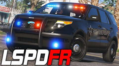 How To Play LSPDFR GTA 5 | Let's Get Into Some Hell!