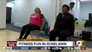 YEP! Fitness in Roselawn encourages neighborhood's total health, wellness - Video