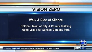 Walk & Ride honors people killed in traffic crashes