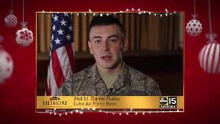 2nd Lt. Daniel Rubio - Video