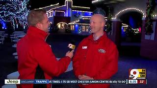 Kings Island's WinterFest gets underway Friday night - Video