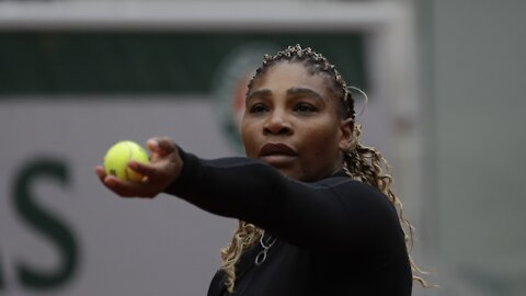 Serena Williams Exits French Open With Achilles Injury