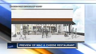 Modern mac and cheese restaurant 'Grate' opens in Menomonee Falls next week - Video