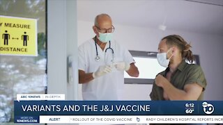 COVID-19 variants and a new vaccine