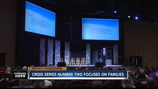 Opioid Crisis Series event highlights supporting families of addicts - Video