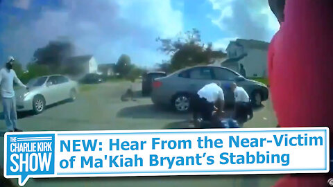 NEW: Hear From the Near-Victim of Ma'Kiah Bryant's Stabbing