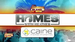 Homes with Heather Makes the #CaineDifference