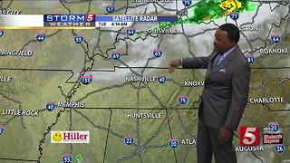 Lelan's Early Morning Forecast: Tuesday, July 11, 2017