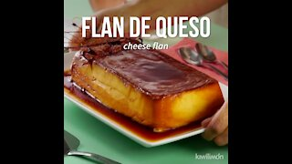 Easy Cheese Flan