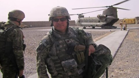 Navy veteran reacts to President Biden's decision to withdraw American troops from Afghanistan