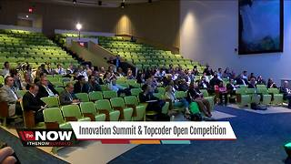 Innovation Summit and Topcoder Open Competition - Video