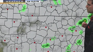 Henry's Evening Forecast: Saturday, December 31, 2016 - Video