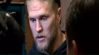 Packers' Clay Matthews reacts to California wildfires