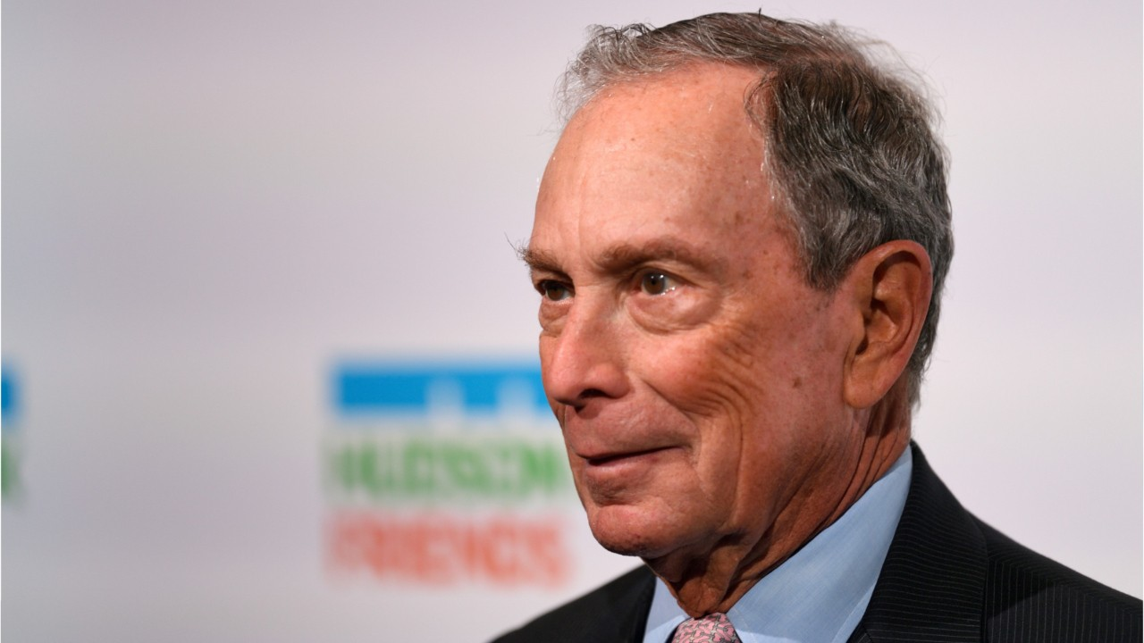 Michael Bloomberg planning to run for president