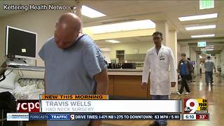 Pioneering spinal surgery changes Middletown man's life - Video