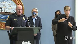 Tampa Mayor, Police Chief address task force findings