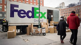 FedEx's New Delivery Bot Could Help It Circumvent Amazon
