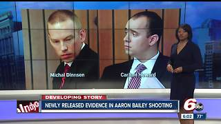 Hearing continues for two officers involved in fatal shooting of Aaron Bailey - Video
