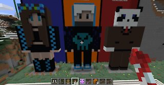 minecraft with people