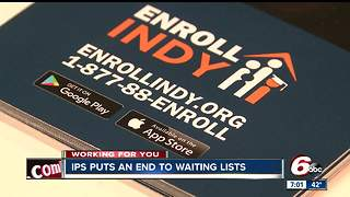 Indianapolis Public Schools make enrollment easier with one application - Video