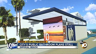 Public bathroom plans in Imperial Beach on hold