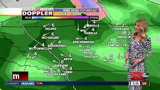 Atmospheric river heading towards the county brings steady rain across the county starting Tuesday - Video