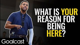 Inky Johnson - Embrace The Challenges Of Life