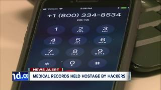 NE Ohio doctor's office temporarily closed after company that stores patient records was hacked - Video
