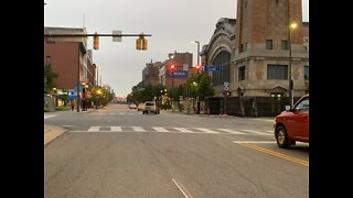 Curfew and parking ban lifted for downtown Cleveland, Market District