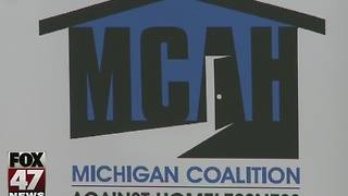 Homeless rate declining in Michigan - Video
