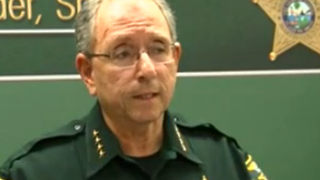 NEWS CONFERENCE: Student with knife taken into custody at South Fork HS in Martin County - Video