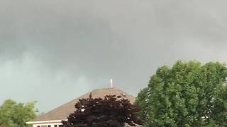 Tornado Warnings Issued in Western New York - Video