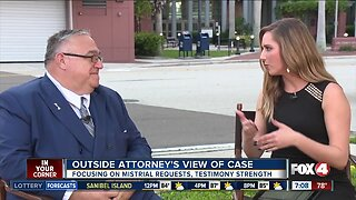 Outside attorney talks about Shomaker and Wright testimonies in Rodgers murder trial