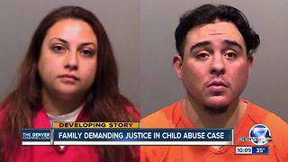 Suspect in toddler abuse case bonds out - Video