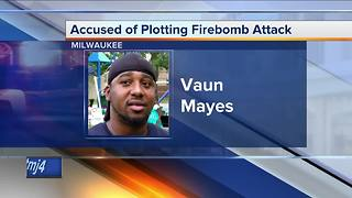 Milwaukee man charged for attempted arson of Milwaukee Police Station during Sherman Park riots - Video