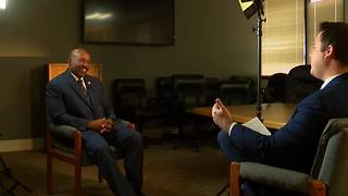 EXCLUSIVE: 23ABC's Tim Calahan talks with recently appointed BPD Police Chief Lyle Martin - Video