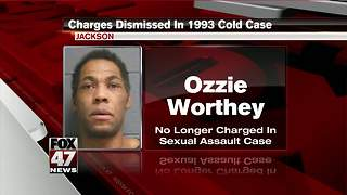 Charges against suspect in 1993 sexual assaults dropped - Video