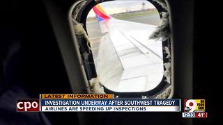 Investigation underway after Southwest tragedy - Video
