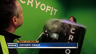 Former Olympian Bonnie Blair Cruikshank, family reap benefits of cryotherapy