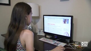 Parents voice concerns over quality of distance learning as more students return to in-person