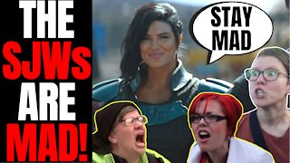 """SJW Star Wars """"Fans"""" Are MAD! 