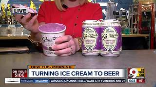 Braxton, Graeter's bringing back revamped Black Raspberry Chocolate Chip Milk Stout - Video