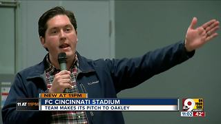 Would soccer stadium make Oakley walkable again? - Video