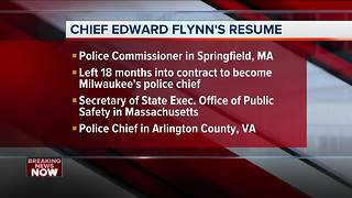 Milwaukee Police Chief Ed Flynn retires after 10 years