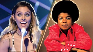 Paris Jackson Taking Her Dad Michael's Place in Jackson 5 Reunion!!?